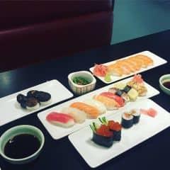 Sushi của Nhi Em tại The Sushi Bar - Zen Plaza - 1500659