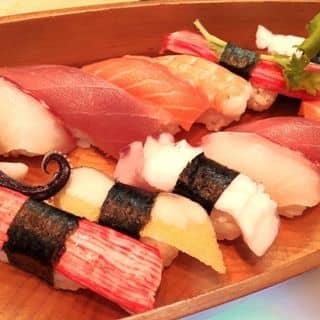 Sushi A thập cẩm của minhduckyo tại 702/119 Điện Biên Phủ, Phường 10, Quận 10, Quận 10, Hồ Chí Minh - 3127443