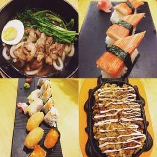 Sushi + bánh xèo Nhật + mỳ udon của thaochi95 tại 40 Lán Bè, Lam Sơn, Quận Lê Chân, Hải Phòng - 1409889