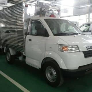Suzuki Carry Pro-750kg-Máy lạnh Cabin của suzukidaiviet tại Hồ Chí Minh - 2655573