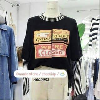 Sweater sọc Korea của auniestore tại Bạc Liêu - 1158949