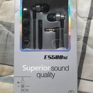 Tai nghe Awei ES500ni của racroiboy tại Quảng Ngãi - 2700415