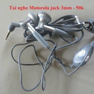 Tai nghe Motorola Jack 3mm của huanledam tại Phú Yên - 2096579