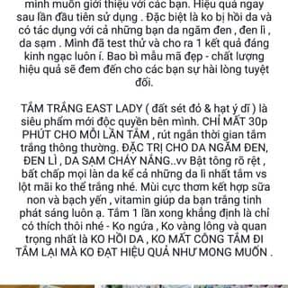 Tắm trắng secret white của buitu18 tại 69, 30 Tháng 4, Thành Phố Mỹ Tho, Tiền Giang - 1802694