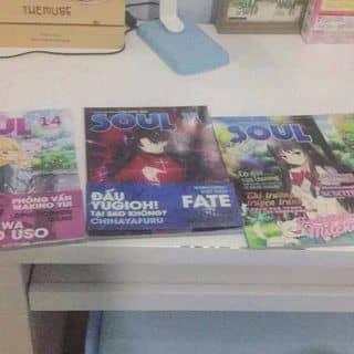Tạp chí SouL vol 8, 11, 14, 17 của hibikichan tại Hồ Chí Minh - 3808381