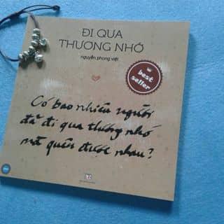 Tập thơ Đi qua thương nhớ của vuonghannguyen tại Thừa Thiên Huế - 1067620