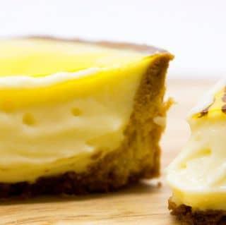 Tart Cheese truyền thống của vanienguyen.bakery tại 42/4 Hồ Hảo Hớn, Cô Giang, Quận 1, Hồ Chí Minh - 3158002
