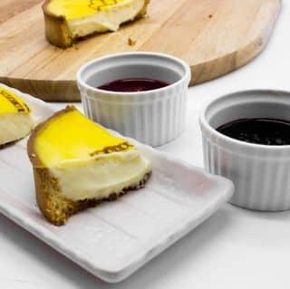 Tart Cheese truyền thống của vanienguyen.bakery tại 42/4 Hồ Hảo Hớn, Cô Giang, Quận 1, Hồ Chí Minh - 3158022