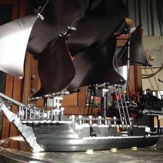 Tàu ngọc trai đen - cướp biển caribe của letrankhoeminhinembuocxa1994 tại Kiên Giang - 2244590