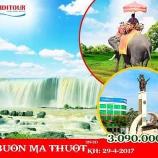 Tây nguyên huyền thoại của kimnga1194 tại 129 Nguyễn Huệ, Bến Nghé, Quận 1, Hồ Chí Minh - 2738976