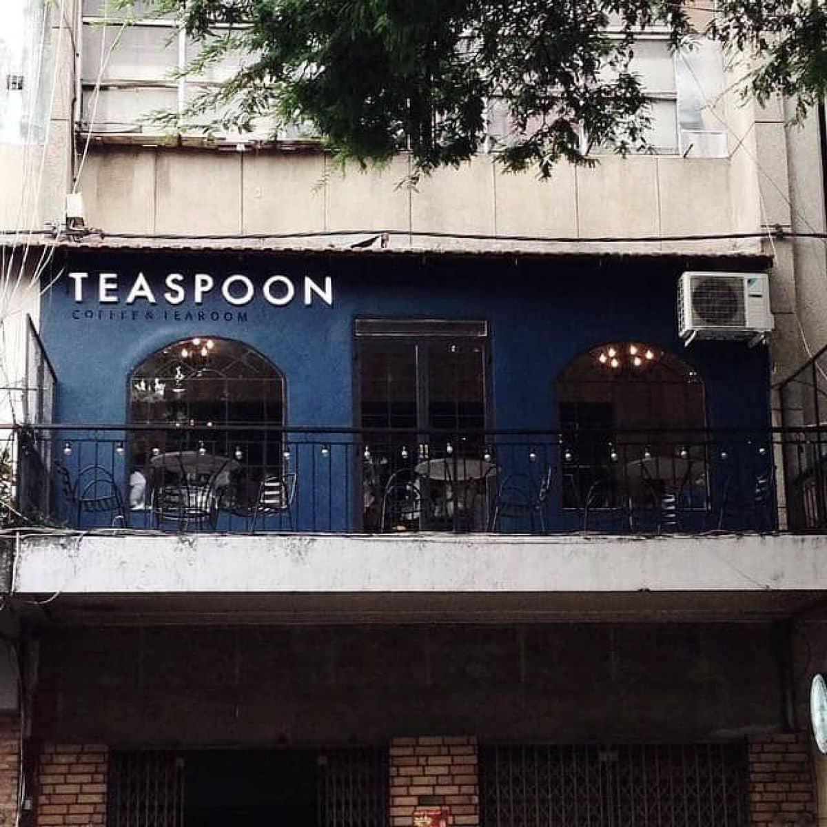 Kết quả hình ảnh cho teaspoon coffee & tearoom