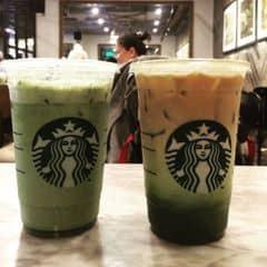 Teavana Fusion + Matcha Latte của 🙃 Cutie 🙃 tại Starbucks Coffee - Rex Hotel - 2653130