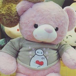 Teddy áo len baymax6 #1m2 của gaubongxinhshop tại 131 Cù Lao, phường 2, Quận Phú Nhuận, Hồ Chí Minh - 2460027