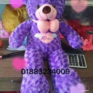 Teddy nơ hồng của yeumotnguoibenmotnguoiy tại Hồ Chí Minh - 2049823