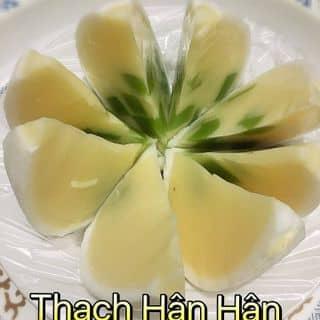 Thạch bổ múi vị flan trứng sữa của nguyen.pham.397 tại 0973.289.010 -  0127 4448160, 25 Lương Văn Tụy, Thành Phố Ninh Bình, Ninh Bình - 560556