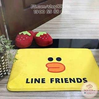 Thảm LINE của anhle104 tại 58/5 Bà Điểm, Huyện Hóc Môn, Hồ Chí Minh - 2771536