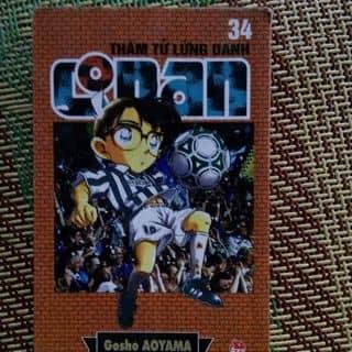 Thám tử lừng danh Conan 34 của vuhana4 tại Tiền Giang - 2464697
