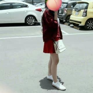 Thanh lí áo khoác+ chân váy quần đỏ của nguyettran.11 tại Hồ Chí Minh - 3506717