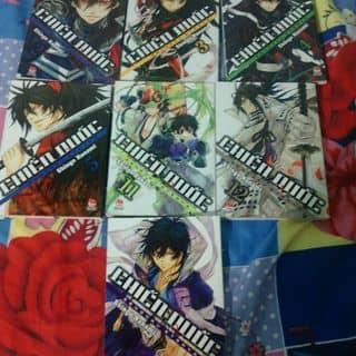 Thanh lý manga lẻ Chiến Quốc của tohonami tại Kiên Giang - 2309580