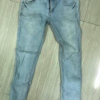 Thanh lý quần jean dài lật lai của leo037 tại Hồ Chí Minh - 3375861