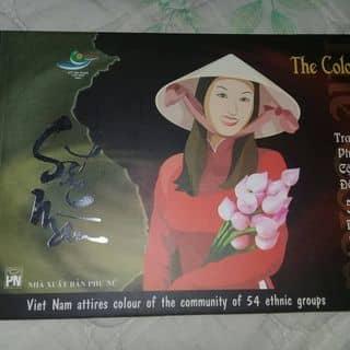 The Colour - Trang phục cộng đồng 54 dân tộc Việt Nam của kesach tại Yên Bái - 2849553
