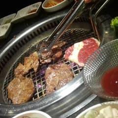 Thịt ba chỉ nướng hàn quốc của Linh Cherry tại King BBQ - Vincom Center - 335224