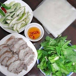 Thịt heo hấp cuốn bánh tráng của quangthanh166 tại Hội An, Thành Phố Hội An, Quảng Nam - 864227