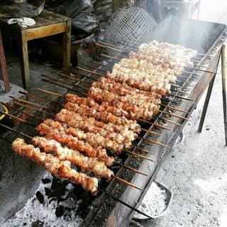 Thịt lợn nướng của trang.pip.370 tại Bản Lác, Huyện Mai Châu, Hòa Bình - 266363