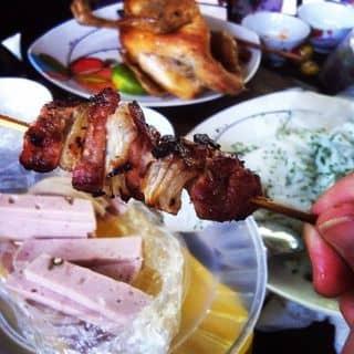 Thịt lợn rừng xiên nướng của ryansowon01 tại QL24, Thành Phố Kon Tum, Kon Tum - 460804