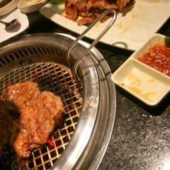 Thịt nướng của Chó Chêm tại King BBQ - Royal city - 1574087