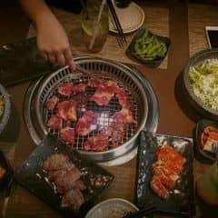 Thịt nướng của Chó Chêm tại Sumo BBQ - Royal City - Buffet Nướng & Lẩu - 1626566