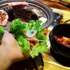 Thịt nướng của Trang Trang tại Gogi House - Quán Nướng Hàn Quốc - Hai Bà Trưng - 1235526