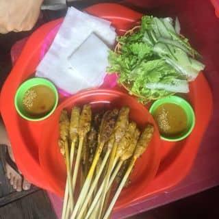 Thịt nướng bánh ướt của hanh.huynh2804 tại Phố cổ Hội An, Thành Phố Hội An, Quảng Nam - 2069337