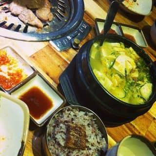 Thịt nướng - cơm - canh đậu phụ của mynhon201198 tại Vincom Center Hạ Long, Thành Phố Hạ Long, Quảng Ninh - 326390