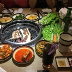 Thịt nướng hàn quốc của Vy Thảo tại King BBQ - Vincom Center - 262473