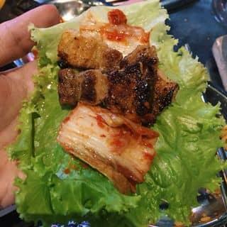 Thịt nướng thùng phuy Hàn Quốc của thienngocvo93 tại 26 Hoa Đào, phường 2, Quận Phú Nhuận, Hồ Chí Minh - 366990