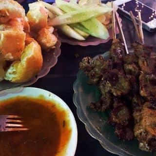 Thịt xiên nướng của uyenhihi tại 96 Nguyễn Đức Cảnh, Cát Dài, Quận Lê Chân, Hải Phòng - 473007