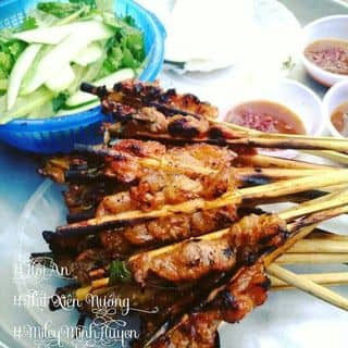 Thịt xiên nướng Hội An của minhhuyen.miley tại Thành Phố Hội An, Quảng Nam - 2830929