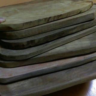 Thớt gỗ nghiến chuẩn, xách tay, bao chất lượg, số lượg có hạn của dangthu67 tại Thái Nguyên - 3032899