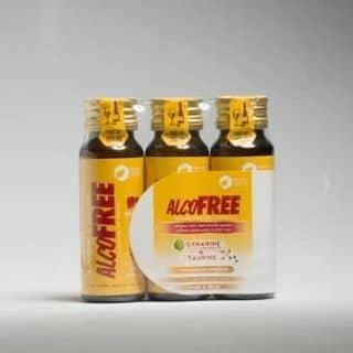 Thực phẩm chức năng mát gan giải rượu AlcoFree lốc 03 chai * 50ml của essance tại Minh Hưng, Huyện Chơn Thành, Bình Phước - 3095000