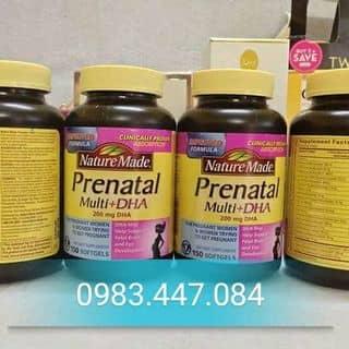 Thuốc bổ bà bầu prenatal của pullshop tại Lâm Đồng - 3103117