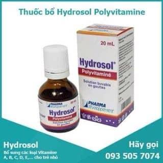 Thuốc bổ Hydrosol cho trẻ biếng ăn của khungminh tại 316 Tôn Đức Thắng, Quận Liên Chiểu, Đà Nẵng - 2021134