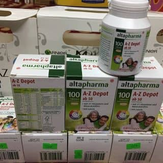 Thuốc bổ vitamin từ A - Z Altapharma Đức của linhthushop tại 4 Đô Đốc Lộc, Tân Quý, Quận Tân Phú, Hồ Chí Minh - 2965973