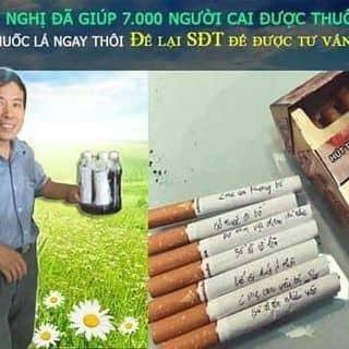 Thuốc cai thuốc lá thầy lang Nghi của kendyhungdat tại Quốc Lộ 14,  Thị Trấn Chơn Thành, Huyện Chơn Thành, Bình Phước - 2615827