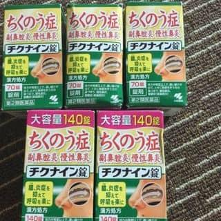 Thuốc đặc trị viêm xoang,  viêm mũi di ứng Chikunain made in japan của ducdieutpbn tại Bắc Ninh - 2948135