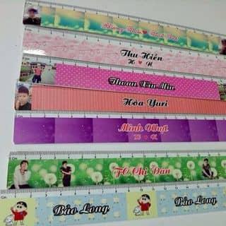 Thước kẻ in hình và tên theo yêu cầu của tranngocanh42 tại Quảng Ninh - 1436852