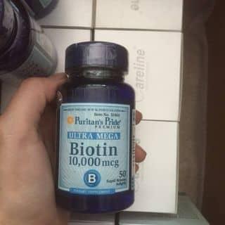 Thuốc mọc tóc Biotin 10,000mcg của trangkieu212 tại Đà Nẵng - 2060760