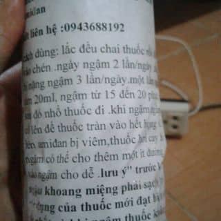 Thuốc nam trị viêm họng viêm amiđan viêm lợi sâu răng  của thuonghoai298 tại Sơn La - 3338427