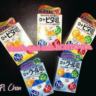 Thuốc Nhỏ Mắt Nhật Bản ROHTO 40a của thuhuyen340 tại Hải Phòng - 2957162