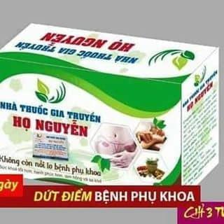 Thuốc phụ khoa họ Nguyễn của thuhuong183 tại Bắc Kạn - 2161778